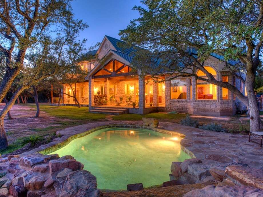 The property is in Lago Vista, 30 miles northwest of Austin. Photo: Courtesy Of David Stewart With Realtour