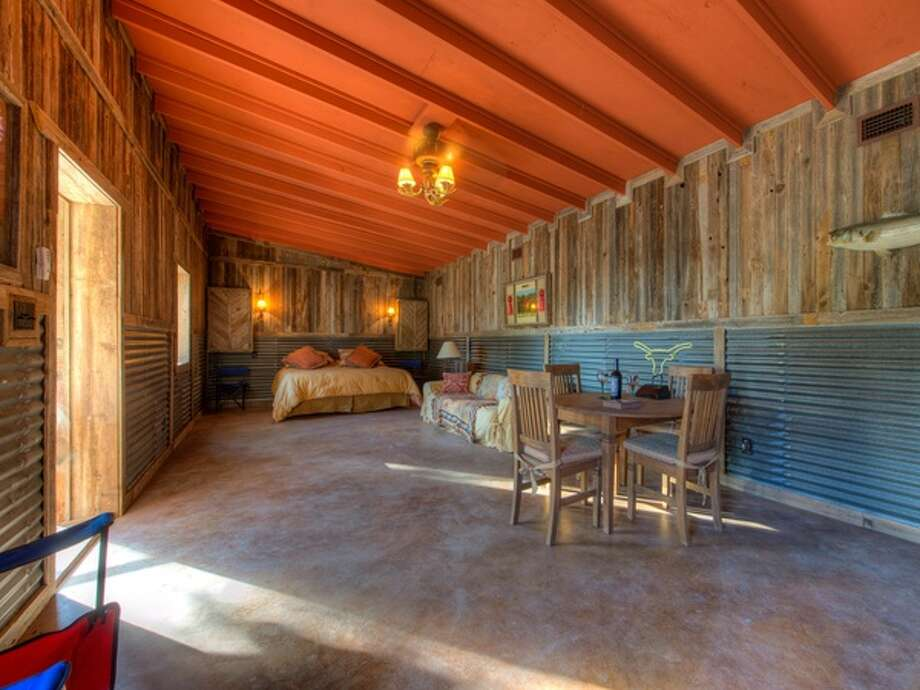 Interior of the Ranch. Photo: Courtesy Of David Stewart With Realtour