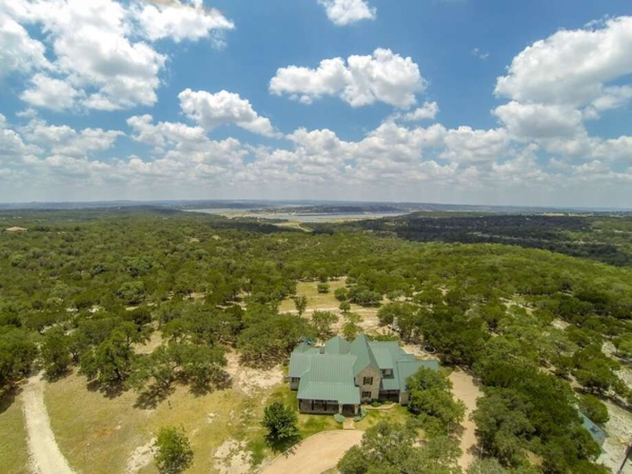 The Edgewater Ranch covers 109.45 acres just outside of Austin. Photo: Courtesy Of David Stewart With Realtour