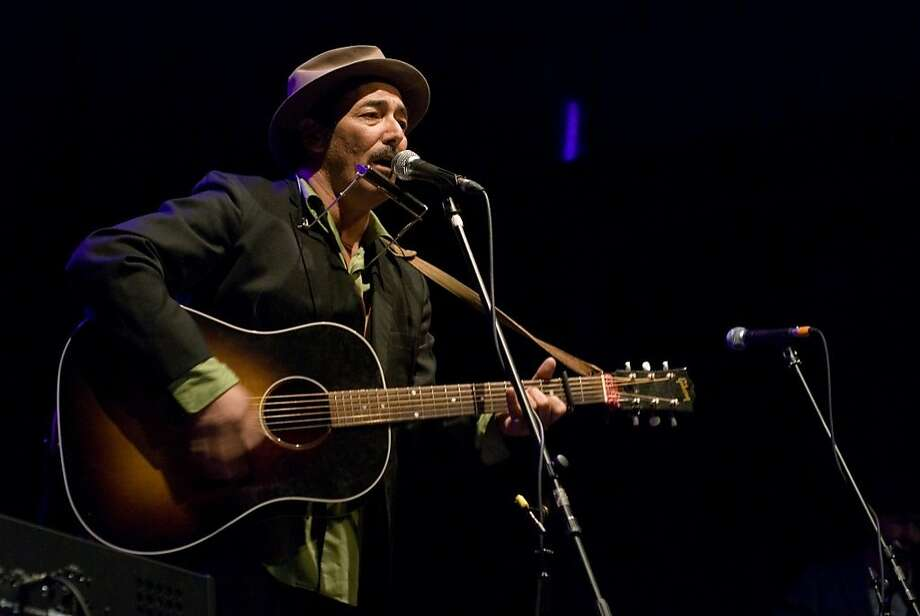 Jesse DeNatale will perform a benefit concert for the  His is pictured performing at the Park Theatre in Winnepeg Canada in 2009 Photo: Mike Latschislaw 2009