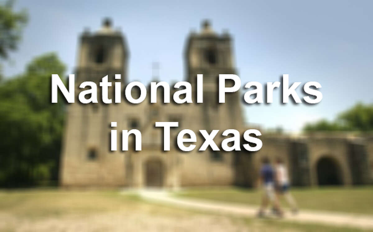 Nearly 3.5 million people visited national parks in Texas in 2013. Click ahead to see where the national parks are located in Texas.