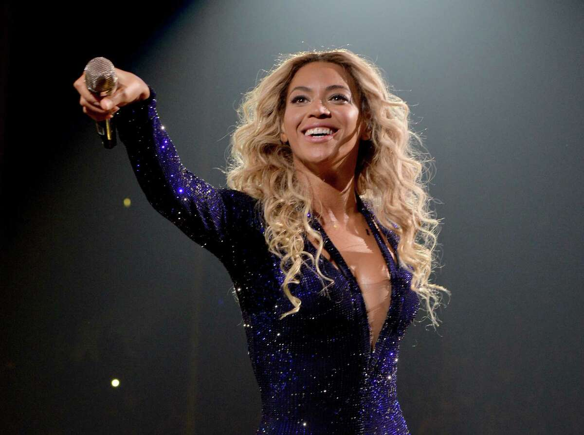 Singer Beyonce KnowlesCultural InfluencerBeyonce was born and raised in Houston.