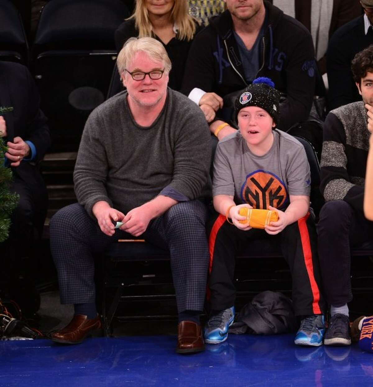 According to the New York Post, Philip Seymour Hoffman