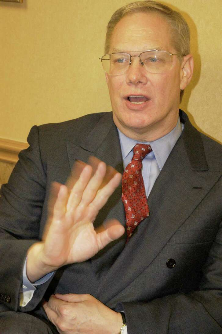 V. Craig Jordan (Houston Chronicle file)