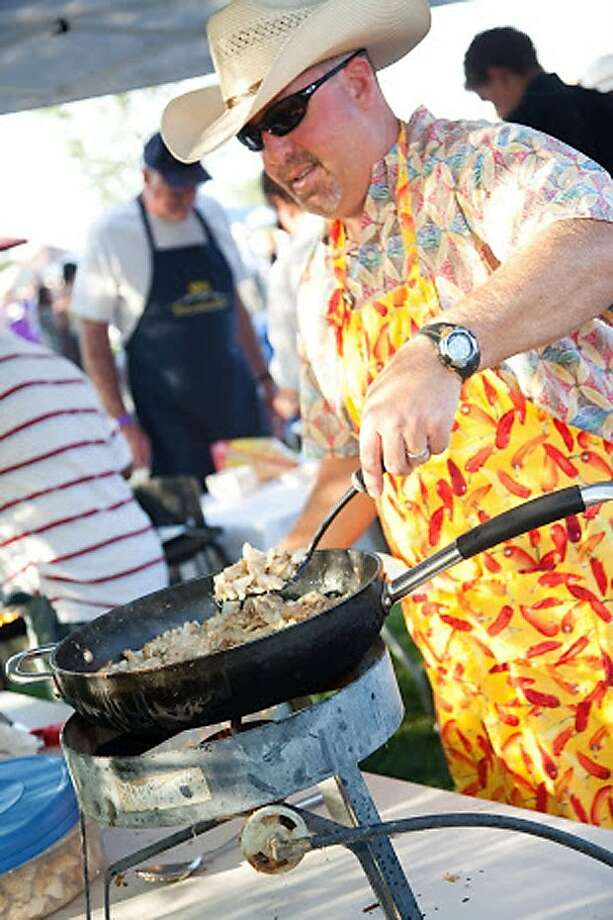 Paso Robles' annual Winemaker's Cook-Off Photo: Rex Thornhill