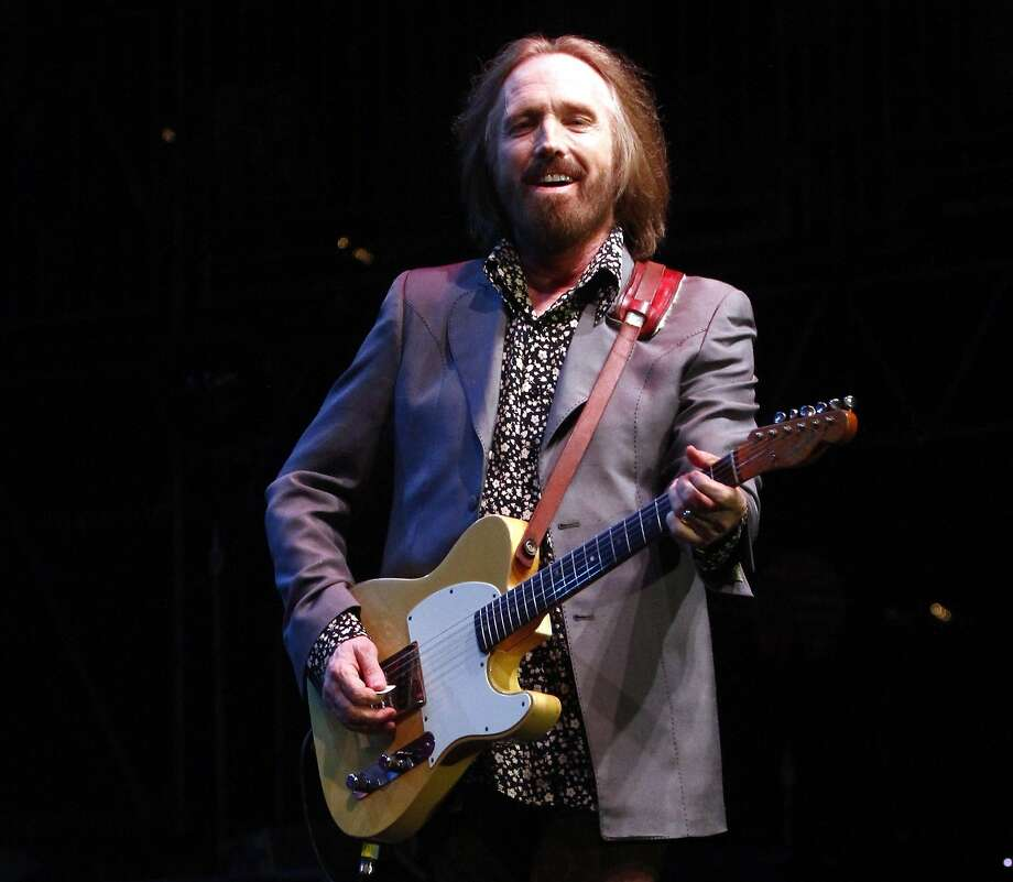 "Tom Petty says he and the Heartbreakers decided to move away from the blues sounds of the band's last album, ""Mojo,"" for the new album ""Hypnotic Eye."" Photo: Wade Payne, Associated Press"