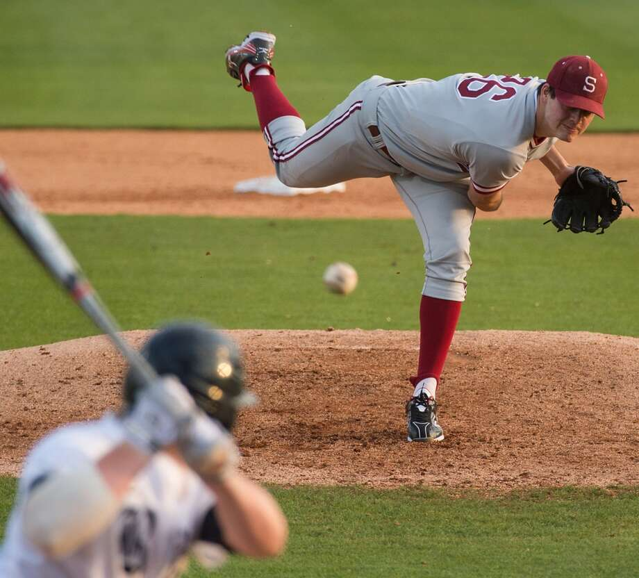 1st round, 1st overallMark Appel, Pitcher, Stanford Photo: Smiley N. Pool, Houston Chronicle