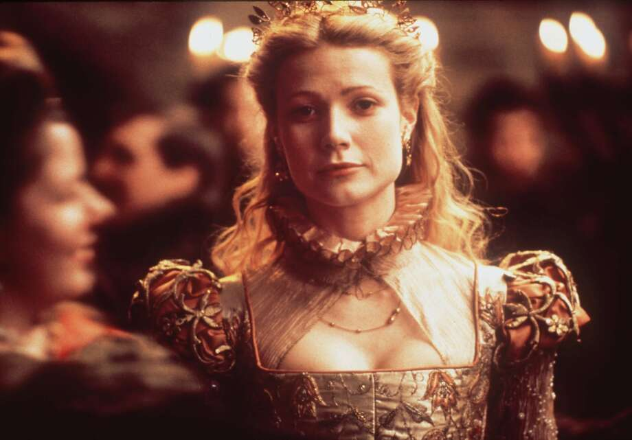 "Gwyneth Paltrow won an Oscar for best actress in ""Shakespeare in Love."" Photo: Laurie Sparham, Miramax"