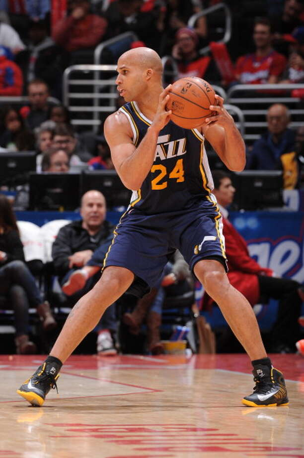 Richard Jefferson  Small forward Age: 34 Status: Agreed to a deal with the Dallas Mavericks. Photo: Andrew D. Bernstein, NBAE/Getty Images / 2014 NBAE