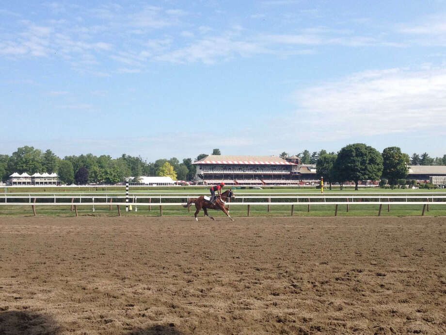 Saratoga Race Course Monday, July 21, 2014 (Tim Wilkin)