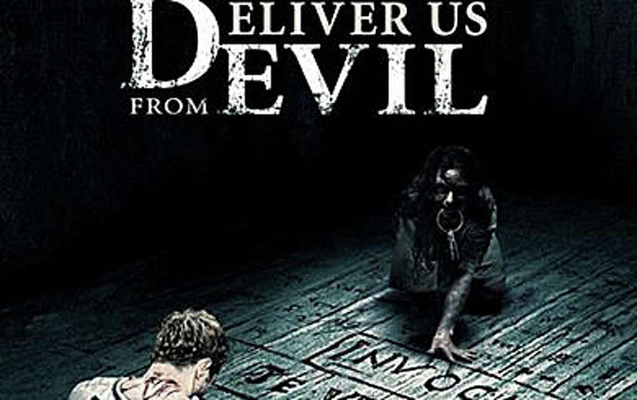 """Deliver Us From Evil,"" a new horror movie starring Eric Bana, is now playing in area theaters. Photo: Contributed Photo / Westport News"