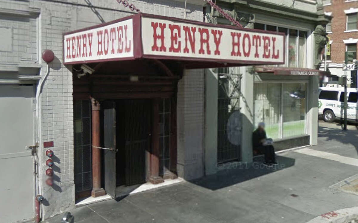 The Henry Hotel on 6th Street in San Francisco.