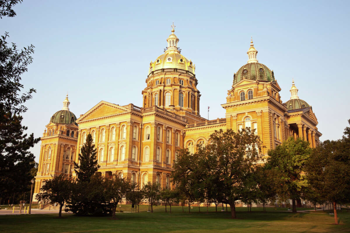 10. Des Moines, Iowa GMP per resident: $67,256 Source: Bloomberg