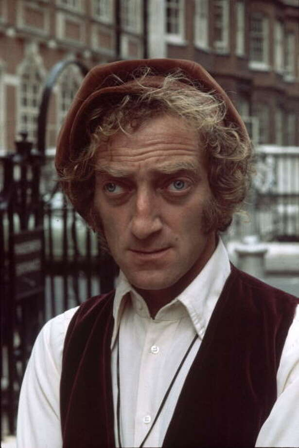 "1982: Actor and comedian Marty Feldman ""suffered a heart attack and died during the filming of 'Yellowbeard.'"" Source: Wikipedia Photo: Sydney O'Meara, Getty Images / Hulton Archive"