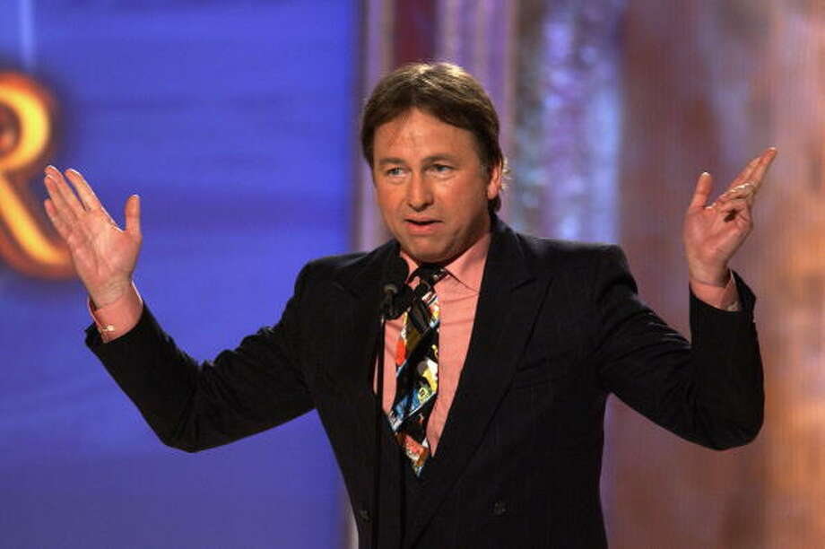 "2003: John Ritter was ""stricken with a previously undiagnosed aortic dissection. He was rushed to hospital, but died soon afterwards."" Source: Wikipedia Photo: Vince Bucci, Getty Images / 2002 Getty Images"
