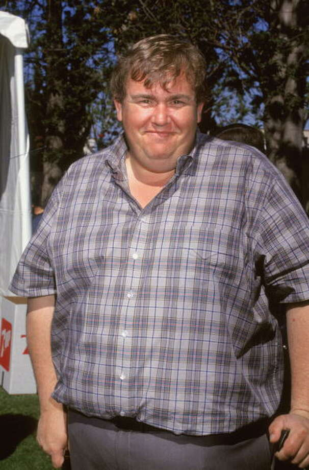 "1994: Canadian actor John Candy died of a ""heart attack, while filming the western comedy 'Wagons East!' in Durango, Mexico."" Source: Wikipedia Photo: Darlene Hammond, Getty Images / 2006 Getty Images"