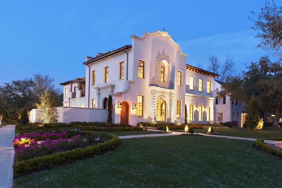 River Oaks2240 Inwood:Just-completed 6,315-square-foot Spanish Revival estate impresses on a grand scale with Moorish tile accents, Egyptian limestone walls and stately carved stone fireplaces; $4,899,000Captions written by Sarah Rufca Photo: Houston Association Of Realtors