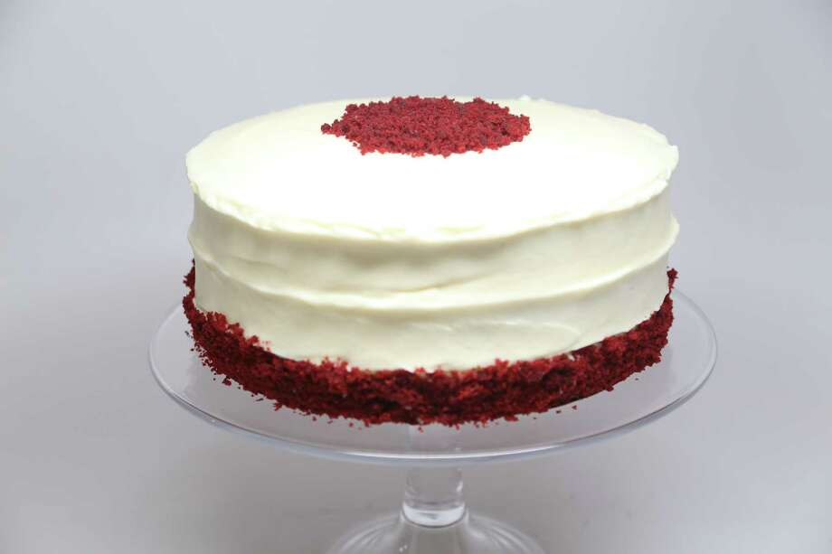 "Houston's Willie Mike made this Red Velvet Cake on Fox's reality cooking competition ""MasterChef.""  It was the favorite of judges Gordon Ramsay, Graham Elliot and Joe Bastianich. Photo: Courtesy Photo"