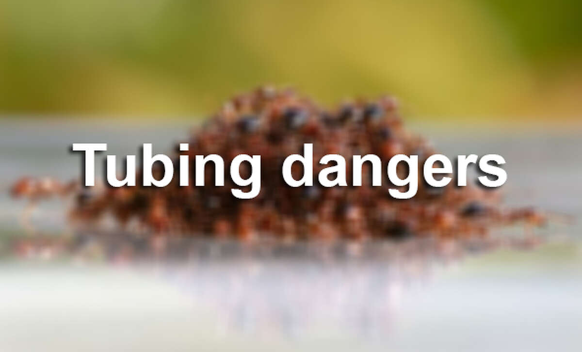 Be prepared and don't let a fun day be ruined.Here are 12 tubing dangers to watch for.