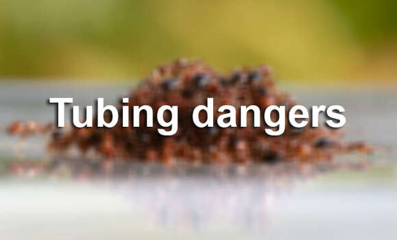 Be prepared and don't let a fun day be ruined. Here are 12 tubing dangers to watch for.