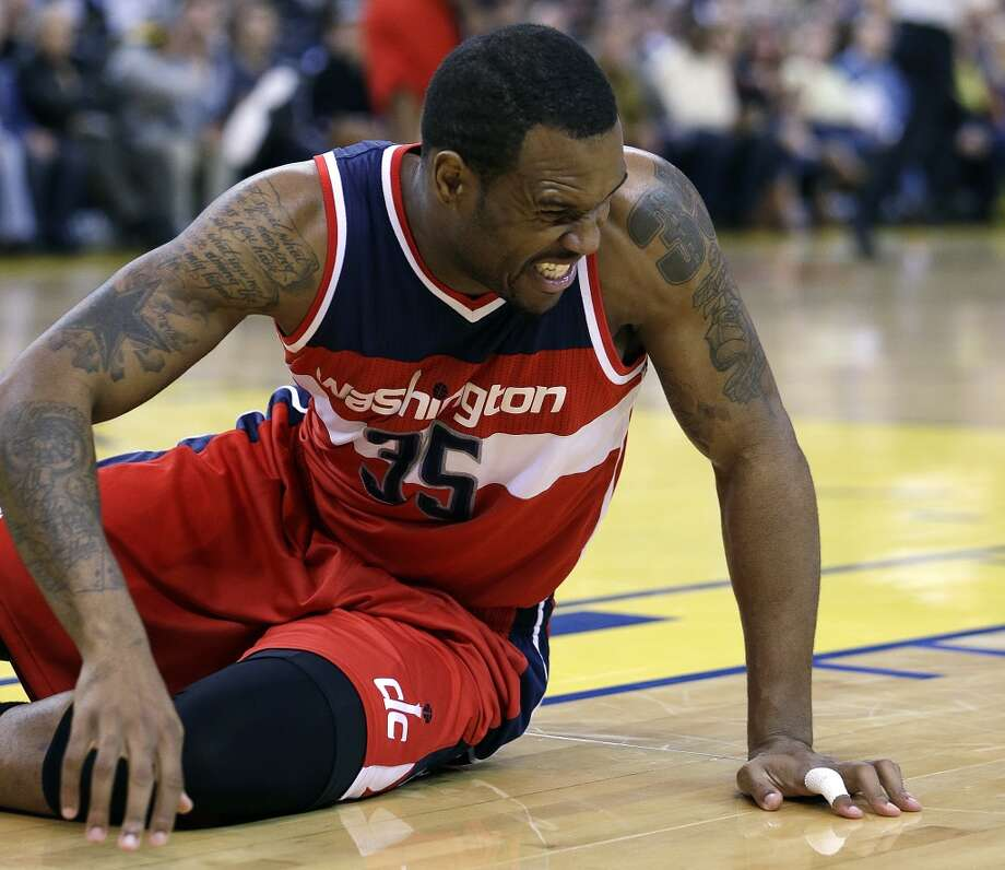 Trevor Booker Power forward Age: 26 Status: Agreed to two-year $9.8 million deal with Utah Jazz. Photo: Ben Margot, Associated Press