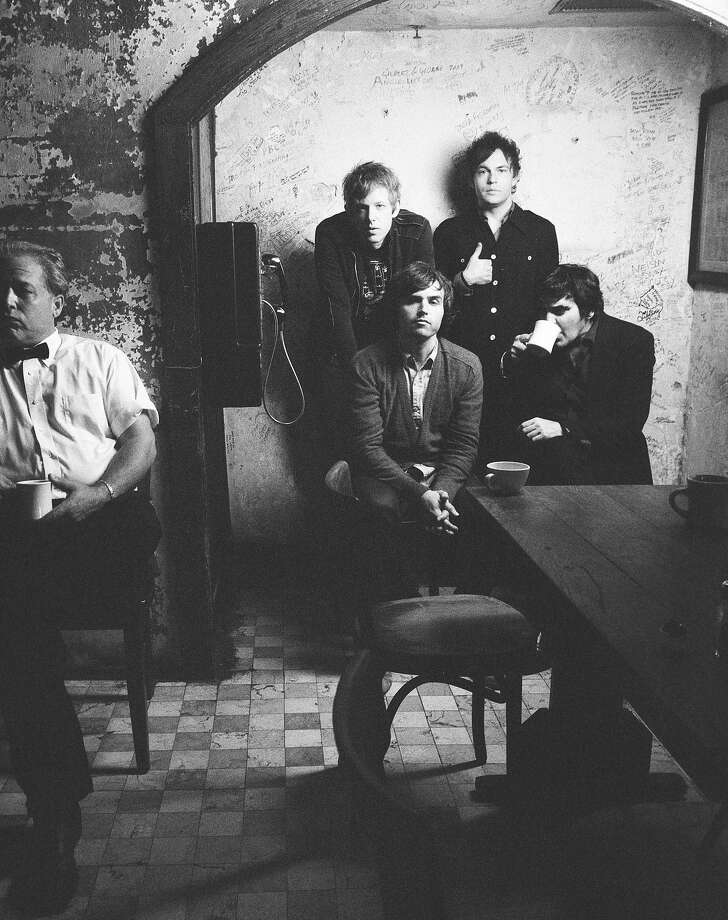 Spoon's new album, 'They Want My Soul,' will be released by Loma Vista Recordings on Aug. 5, 2014. Photo: Nasty Little Man