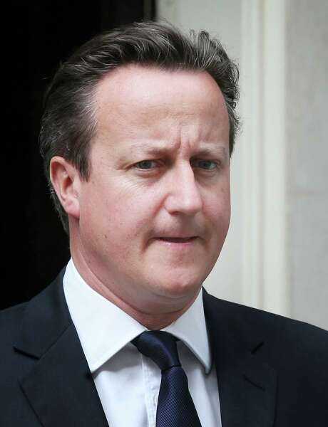 Political rivals have joined  British Prime Minister David Cameron in opposing a move by Scotland to withdraw from the United Kingdom.  (Photo by Peter Macdiarmid/Getty Images) Photo: Peter Macdiarmid, Staff / 2014 Getty Images