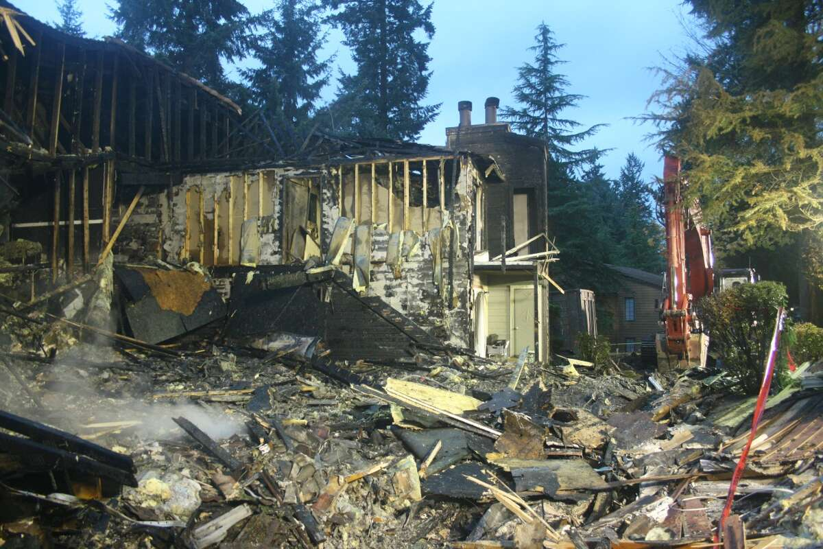 Three people were arrested and one woman killed after a hash oil lab exploded at a Bellevue apartment complex Nov. 5, 2013. The inferno is an example of how unlicensed, do-it-yourself hash oil production can go wrong and some authorities say Washington's recreational and medical marijuana laws don't give police enough guidance to stop them.