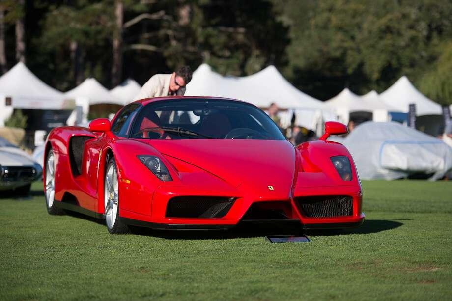 Quail Lodge's Monterey Motorsports Gathering Photo: Monterey Motorsports Gathering