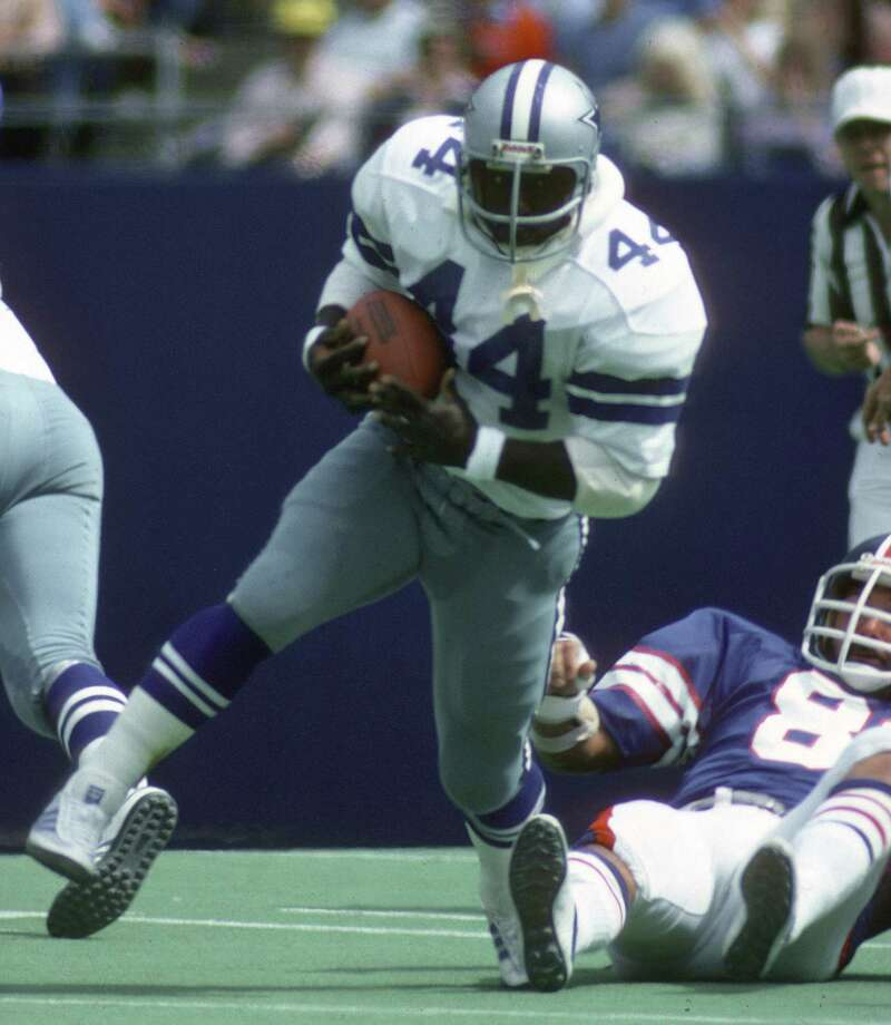Robert Newhouse (above) was a solid player in the Cowboys' backfield who complemented Tony Dorsett very well. Photo: Getty Images / 1978 Focus on Sport