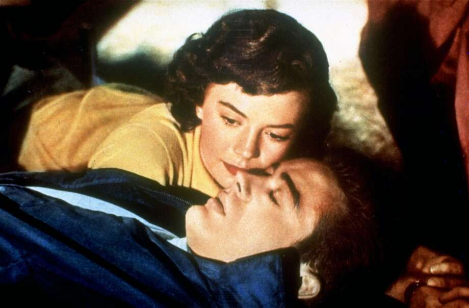 "Judy and Jim Natalie Wood and James Dean were the original star-crossed big screen teens in 1955's  ""Rebel Without A Cause."" Photo: Ho, AP"