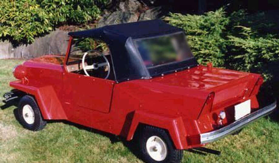 The King Midget Model 3, built from 1957 through 1970. Photo: Courtesy the International King Midget Car Club, Inc.