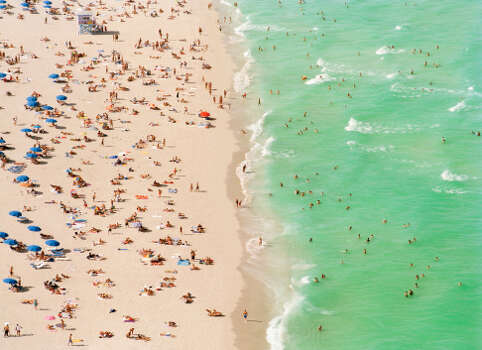 """No. 3: Miami, Florida, touted as """"the quintessential playground for adults."""" Photo: Matthias Clamer, Getty Images / (c) Matthias Clamer"""