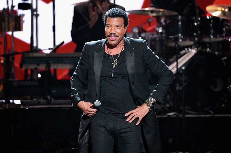 Singer Lionel Richie performs at Mohegan Sun on Saturday, July 26 Photo: Kevin Winter, Getty Images For BET / 2014 Getty Images