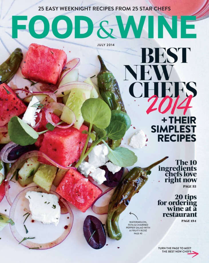 Schenectady-born chef Greg Denton and his wife, who are now at Ox in Portland, Ore., were named one of Food & Wine's best new chefs of 2014. (Food & Wine)