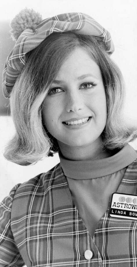 Linda Bowling, University of Mississippi graduate Photo: Tom Colburn, © Houston Chronicle