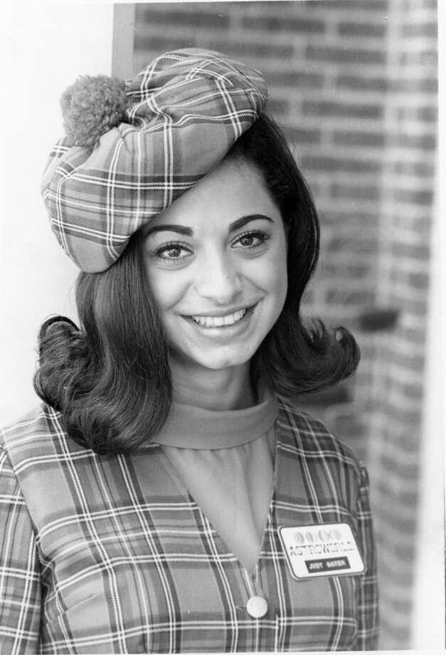 Judy Ganem, University of Houston student Photo: Tom Colburn, © Houston Chronicle