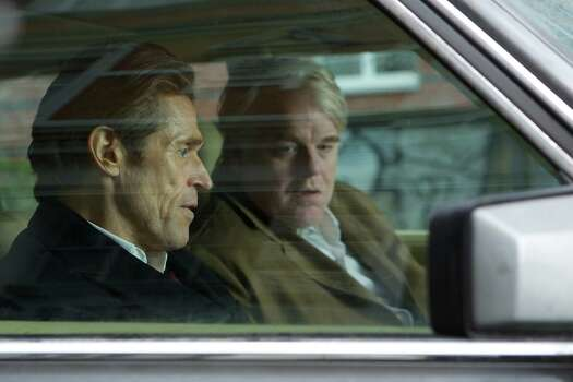 """""""A Most Wanted Man""""IMDb: 7.7/10Rotten Tomatoes: 90 percentReview by Mick LaSalle: 'A Most Wanted Man' OK, but Hoffman deserves betterThree starsThe more we know, the more we find out that everybody's glamorous job is boring, that it's boring to be a rock star (riding on buses all the time) and that it's boring to be a movie star (waiting hours between setups). And now, thanks to """"A Most Wanted Man,"""" we discover that it's really boring - practically sleep-inducing - to be an international spy.   Photo: Kerry Brown"""