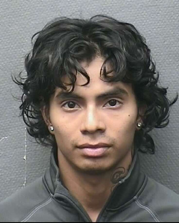 Darwin Betancourt, 24, is wanted in Harris County on a charge of aggravated robbery with a deadly weapon. Photo: Harris County Sheriff's Office