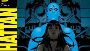 Dr. Manhattan takes a trip through the timeline of his existence, after being caught in a temporal anomaly, where he sees multiple divergent futures where he  questions quantum physics against chance and his accidental origin