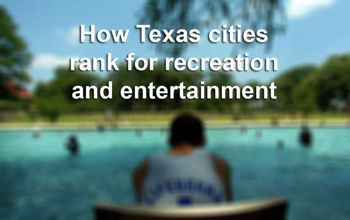A WalletHubreportranked the best and worst places for recreation and entertainment out of the 100 most populous U.S. cities. Texas cities ranked poorly, including 4 in the bottom 10 (San Antonio, Laredo, Houston and Irving).