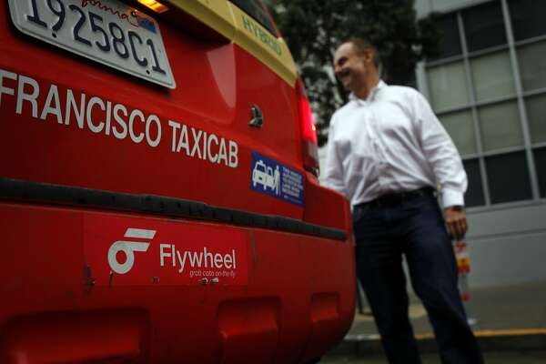Flywheel taxi app adds advance booking for airport trips