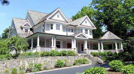Greenwich saw a strong second quarter surge in home sales after a slow start due to bad weather. The improvement has crossed over into the third quarter, and this three bedroom house at 21 Walsh Lane is attracting interest. Offered  by Shore & Country Properties, the house has a sale price of $4.5 million.