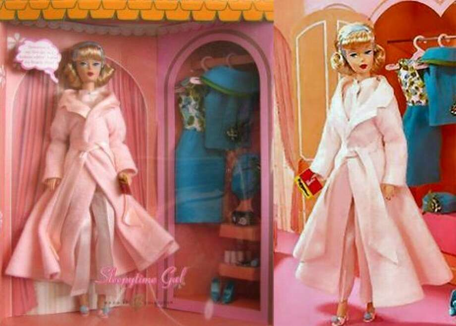 "Sleepytime Gal Barbie came with a dieting book. One of the pages supposedly read, ""Don't eat."""
