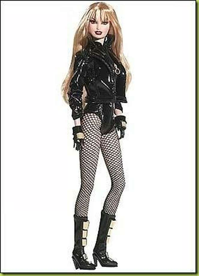 Black Canary Barbie was panned for looking downright trashy.