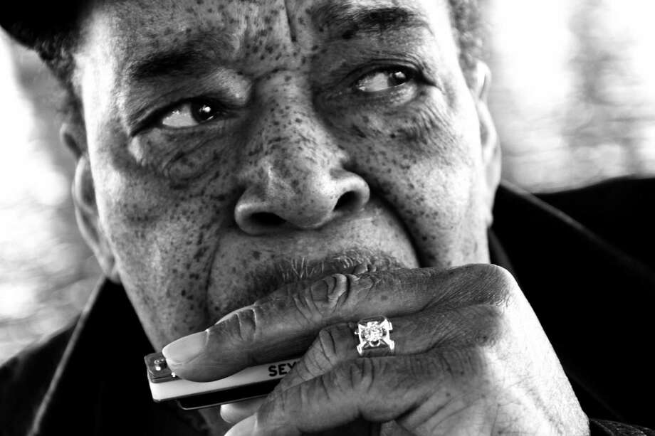 James Cotton Photo: Christopher Durst