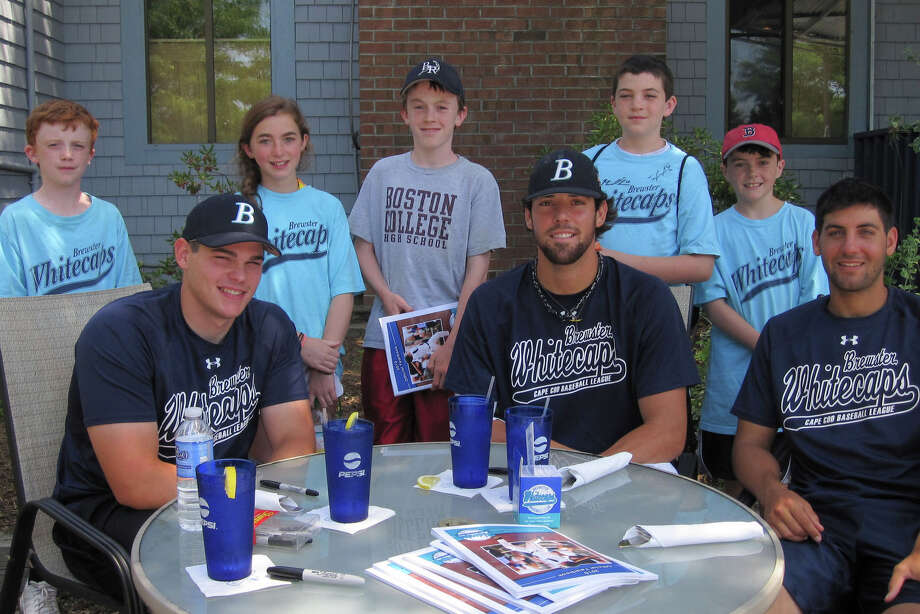 The Brewster Whitecaps. Photo: Contributed Photo / Connecticut Post Contributed