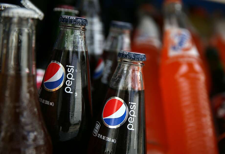 Soda and other sugary beverages are the targets of three separate pieces of legislation in San Francisco. Photo: Justin Sullivan, Getty Images