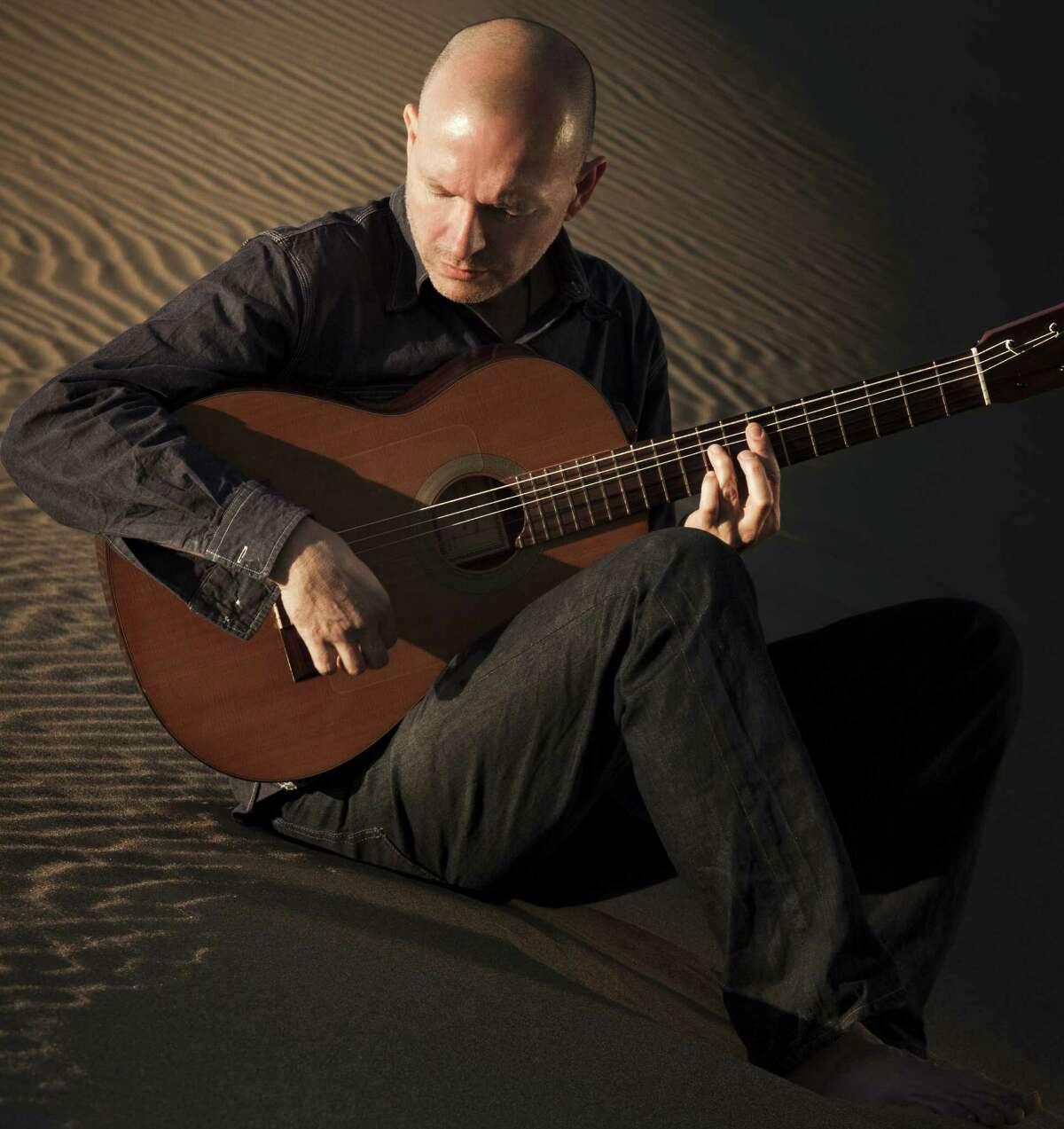 Guitarist Ottmar Liebert