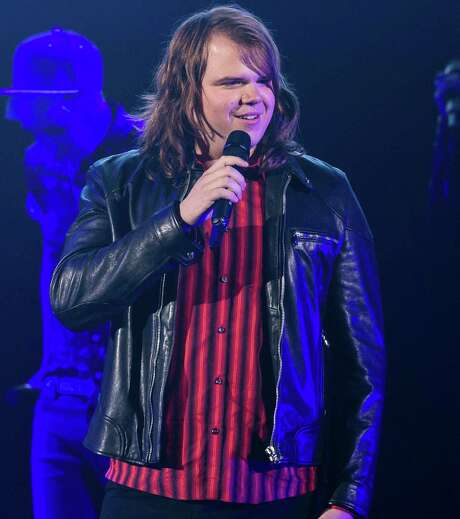 """Caleb Johnson performs on the """"American Idol Live! 2014"""" tour, which  arrives at the Majestic Theatre Monday. Photo: Brett Carlsen / Getty Images / 2014 Getty Images"""